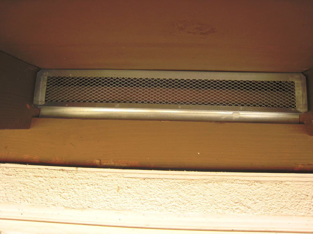 Eave Vent Screens Bing Images